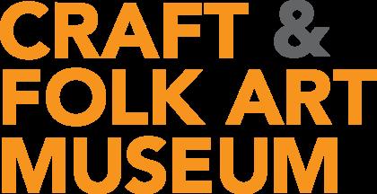 Craft and Folk Art Museum Logo