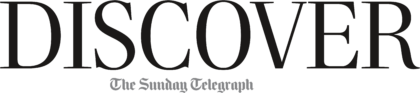 Discover Sunday Telegraph Logo