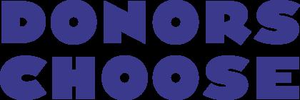 DonorSchoose Logo full