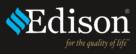 Edison Electric Corp Logo black