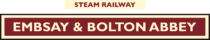 Embsay & Bolton Abbey Steam Railway Logo