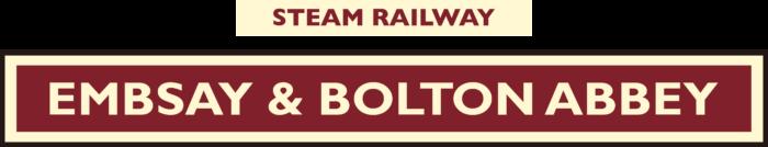 Embsay & Bolton Abbey Steam Railway Logo