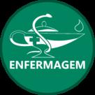 Enfermagem Logo white text