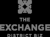 Exchange District BIZ Logo