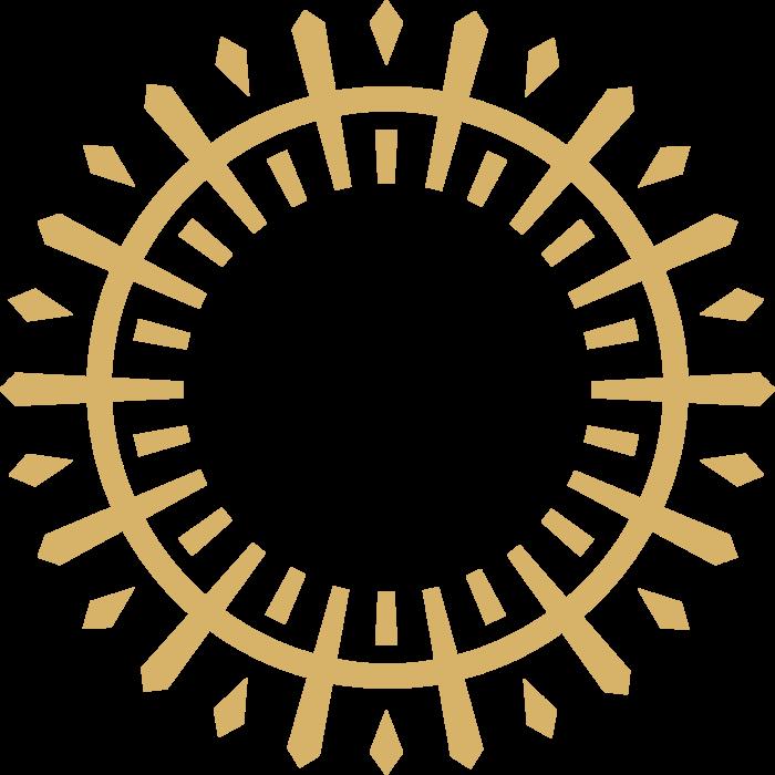 Grupo Hinode Logo sun