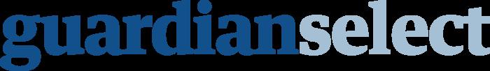 Guardian Select Logo horizontally
