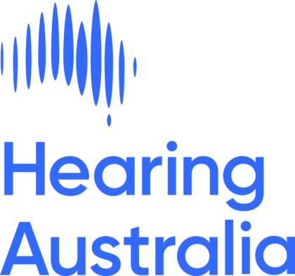 Hearing Australia Logo