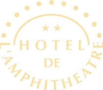 Hôtel de l'Amphithéâtre Logo