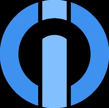 I O Coin (IOC) Logo