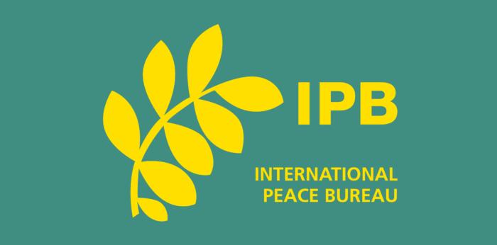 International Peace Bureau Logo