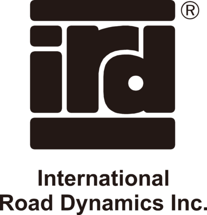 International Road Dynamics Inc Logo