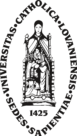 Katholieke Universiteit Leuven Logo