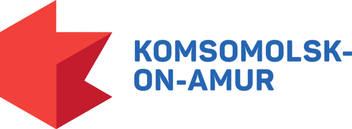 Komsomolsk on Amur Logo