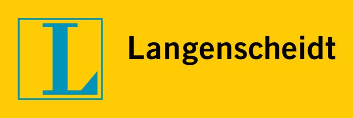 Langenscheidt Logo yellow