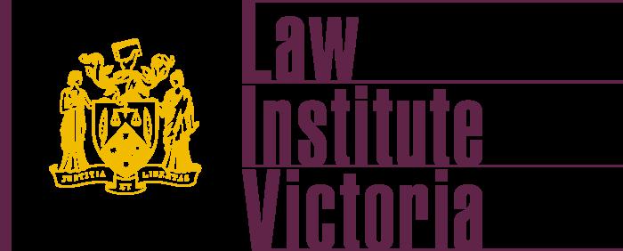 Law Institute of Victoria Logo old