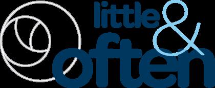 Little & Often Logo