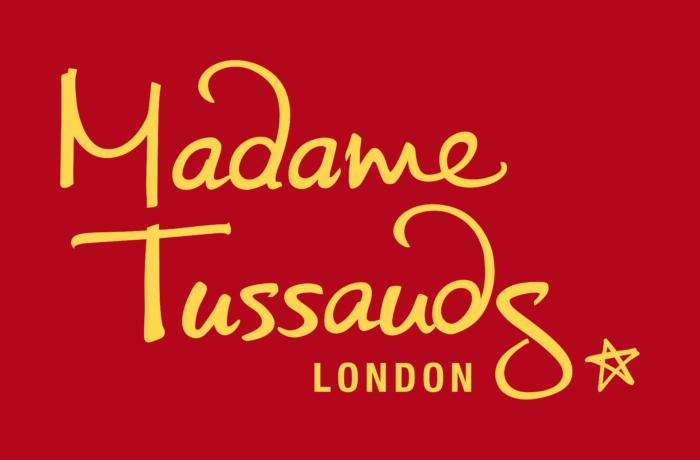 Madame Tussauds Logo red