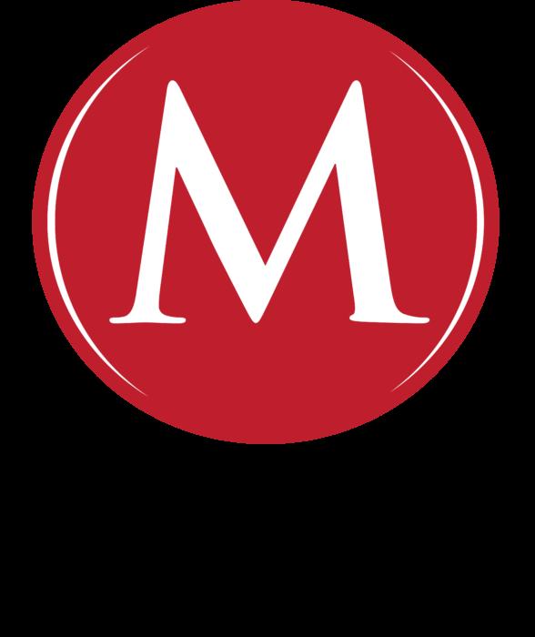 Manhattan Prep Logo old red