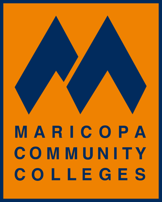 Maricopa Community Colleges Logo old