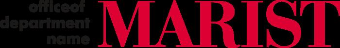 Marist College Logo text