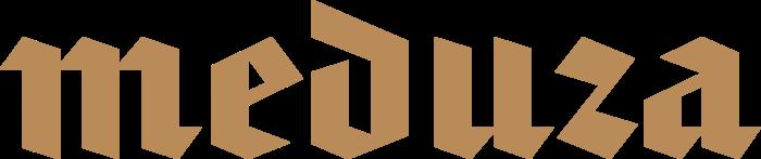 Meduza Logo text
