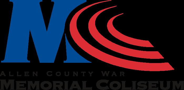 Memorial Coliseum Logo