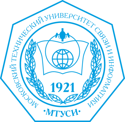Moscow Technical University of Communications and Informatics Logo