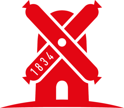 Muehle Logo red