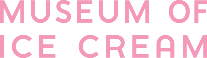 Museum of Ice Cream Logo text