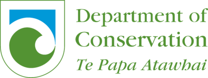 New Zealand Department of Conservation Logo