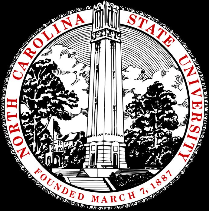 North Carolina State University Logo full