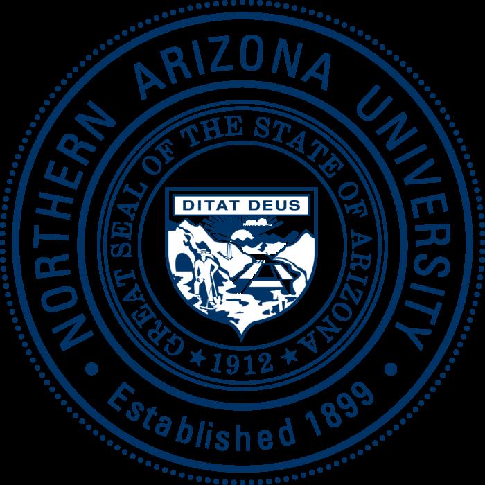 Northern Arizona University Logo full