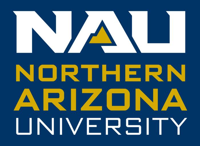 Northern Arizona University Logo text