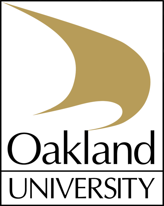 Oakland University Logo old