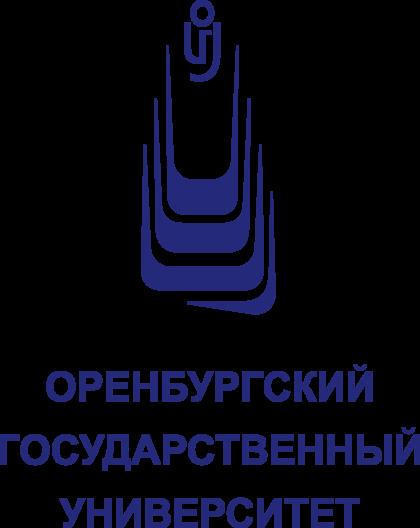 Orenburg State University Logo full