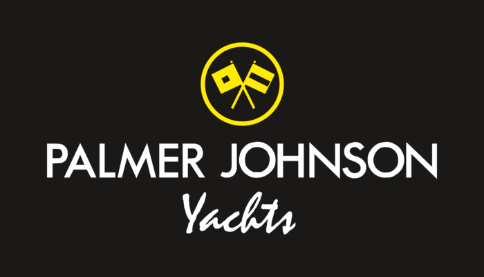Palmer Johnson Yachts Logo old