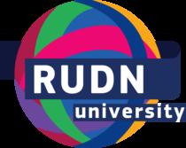Peoples' Friendship University of Russia Logo full