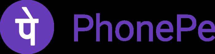 PhonePe Logo full