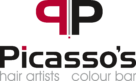 Picasso's Hair Logo