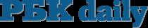 RBK Daily Logo