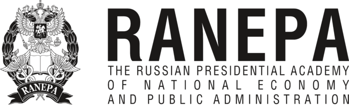 Russian Presidential Academy of National Economy and Public Administration Logo eng