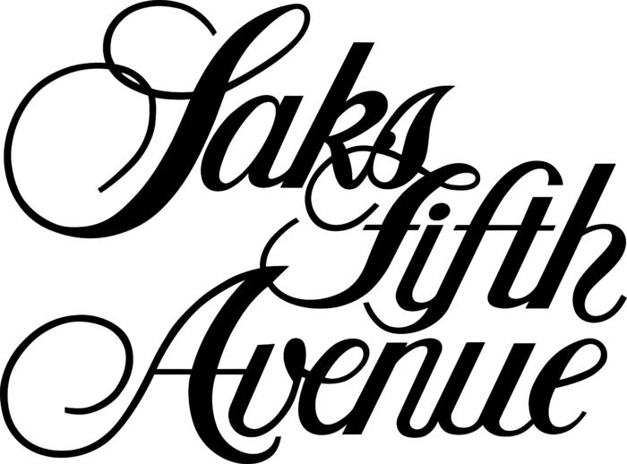 Saks Fifth Avenue Logo old