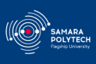 Samara State Technical University Logo eng