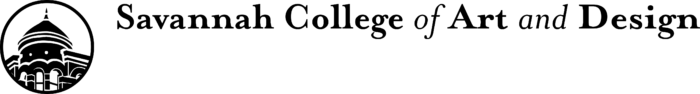 Savannah College of Art&Design Logo full