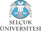 Selcuk Universitesi Logo blue