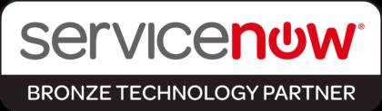 ServiceNow Bronze Technology Partner Logo