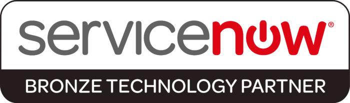 ServiceNow Bronze Technology Partner Logo