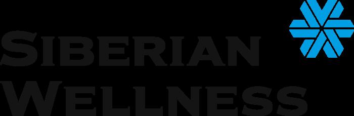 Siberian Wellness Logo black