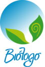 Símbolo da Biologia Logo