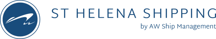 St Helena Shipping by AW Ship Management Logo